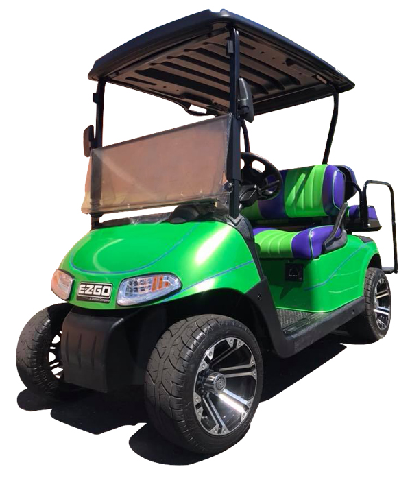 Central Florida Golf Carts LLC – Golf Cart Sales, Servicing